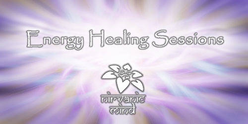Energy Healing Sessions